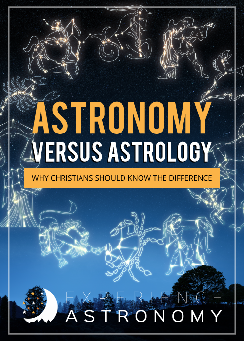 Christians should know the difference between astronomy and astrology