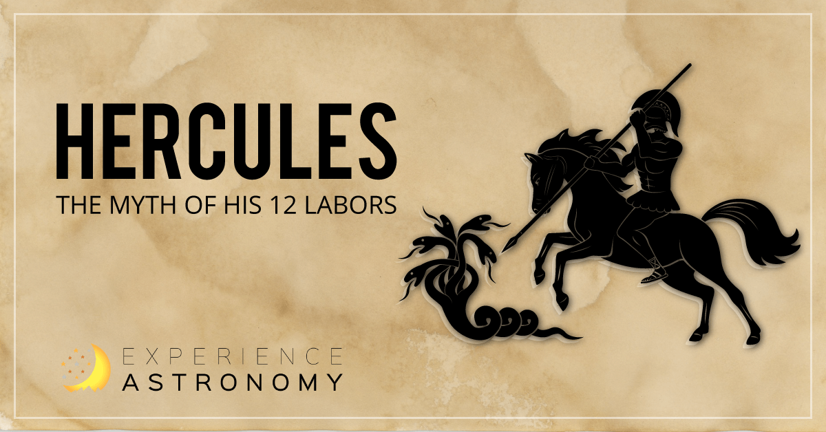 Hercules: The Myth of His 12 Labors