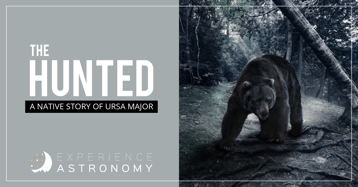 The Hunted: A Native Story of Ursa Major