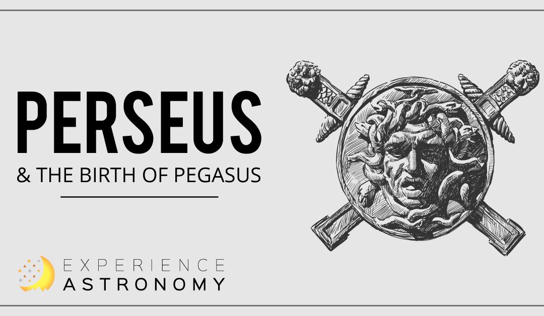 The birth of pegasus